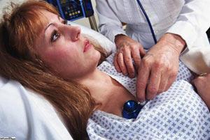 Клиника острого миокардита