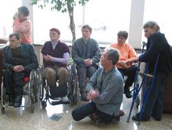 работа для инвалида