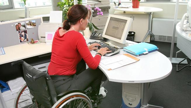 Инвалиды получат работу