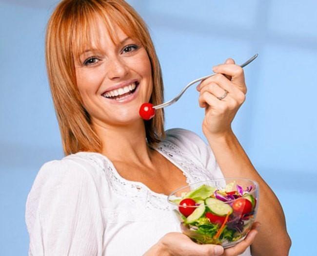 Как правильно питаться - Основы правильного питания