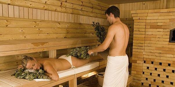 Лечебная баня для сердечников