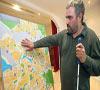 Пощупать город. На улицах Екатеринбурга появятся тактильные карты для незрячих
