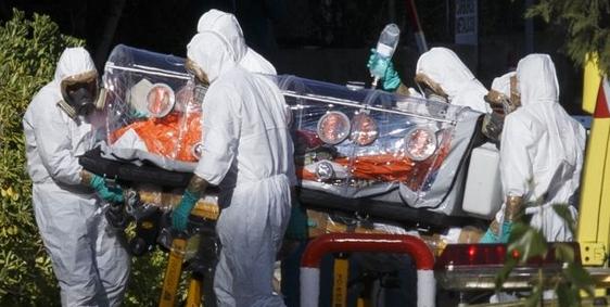 Эбола смерть