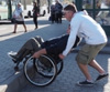 За дежавю обидно: как мы искали в Воронеже «Доступную среду» для инвалидов