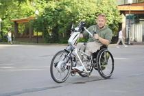 Велорукомобиль как средство передвижения, общения и образ жизни