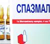 Спазмалгон – описание препарата, инструкция по применению, отзывы
