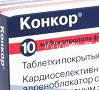 Конкор – отзывы по препарату, инструкция по применению