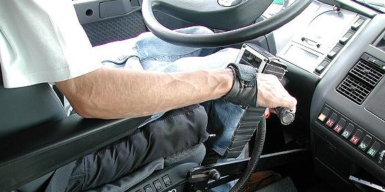 Ручное управление для автомобиля
