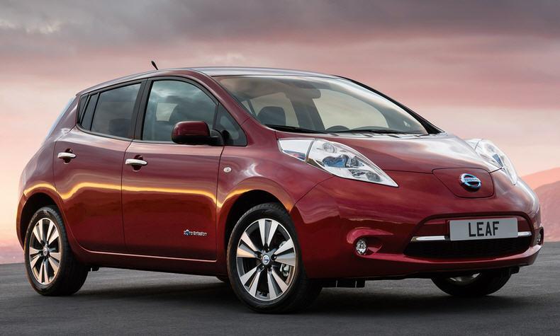Nissan Autonomous Drive: на автопилоте!