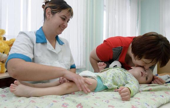 Как научиться общаться с детьми-инвалидами
