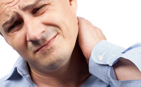 Третья группа неврологических осложнений шейного остеохондроза