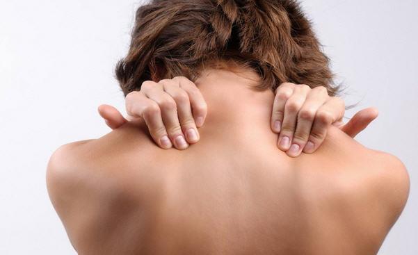Как болит шейный сустав