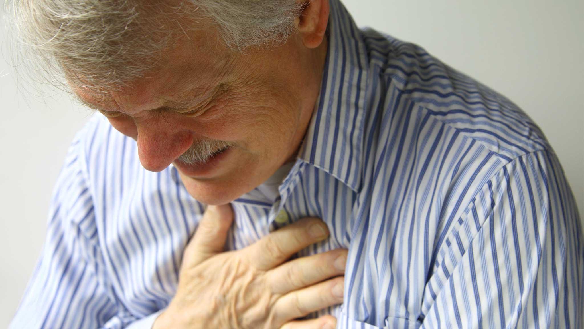 Отличительные особенности межреберной невралгии и сердечного приступа