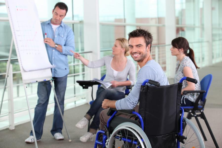 Технологии для людей с инвалидностью