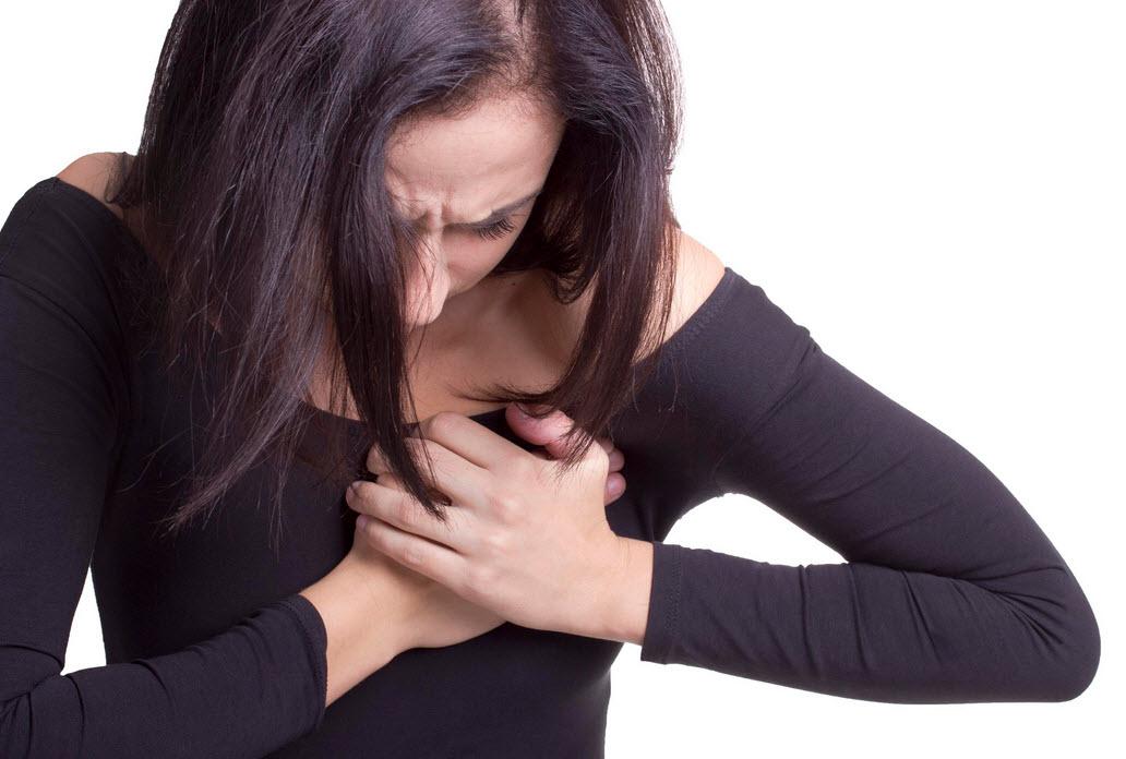 Женщины не всегда замечают случившийся сердечный приступ