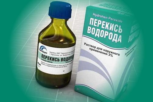 Перекись водорода: польза и методы применения раствора в лечебных, профилактических целях