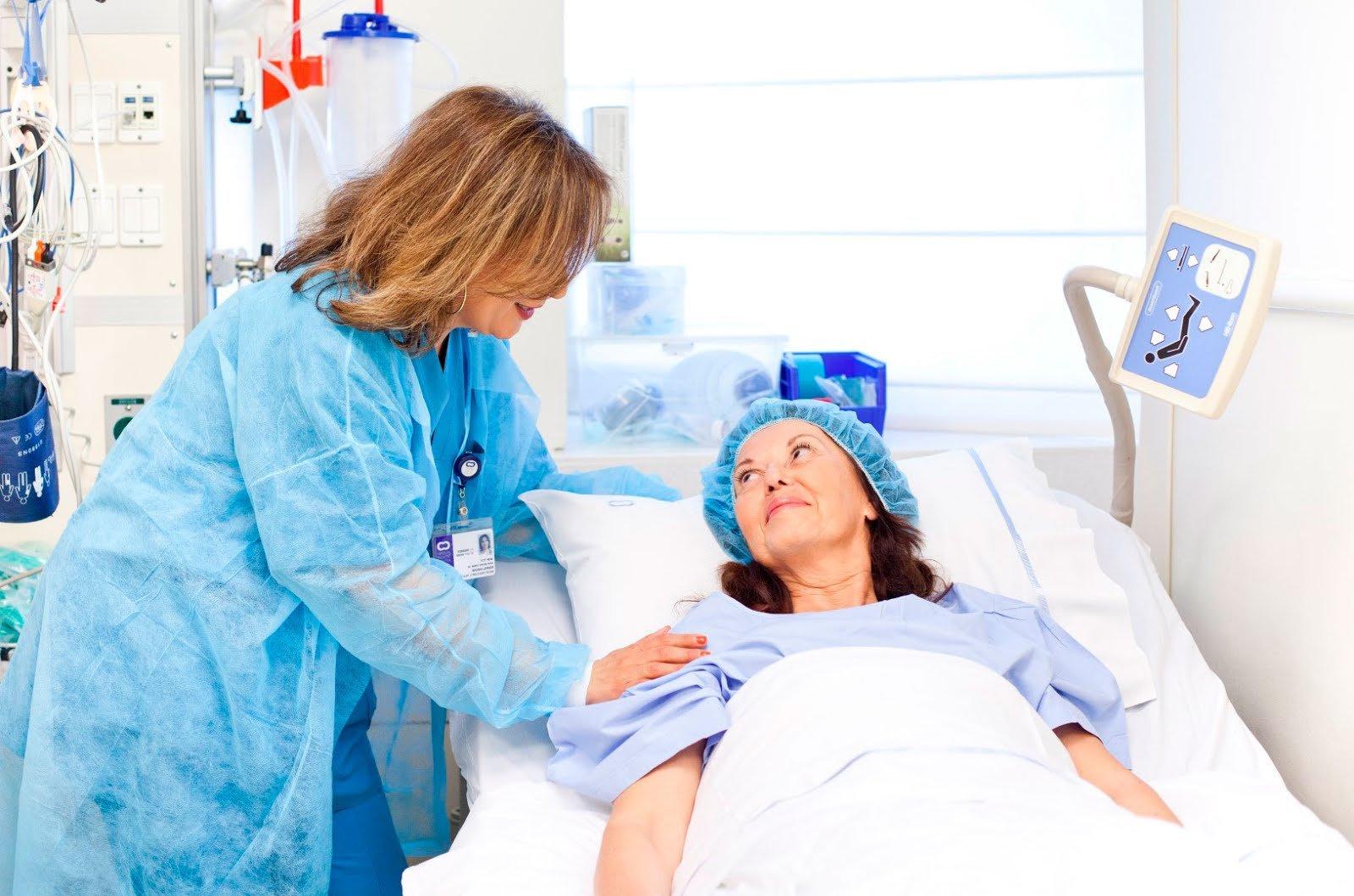 Бронхиальная астма – лечение в Израиле