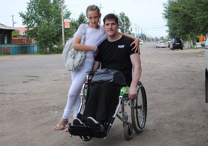 Работа для людей с инвалидностью