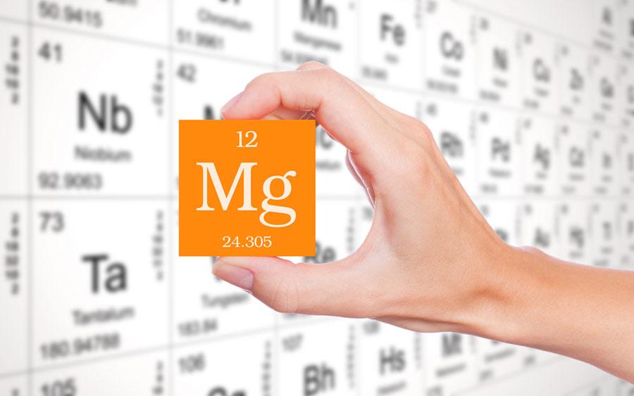 Химический элемент магний: польза элемента в организме