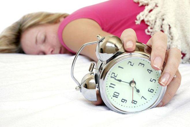 Как сон влияет на вес человека