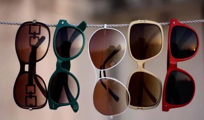 Выбор хороших солнцезащитных очков