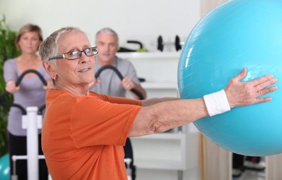 Как делать гимнастику посе инсульта