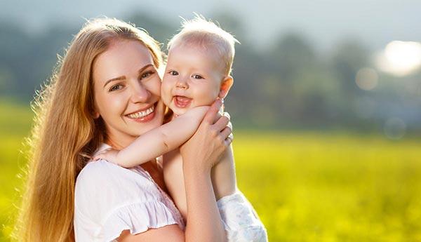 Материнская любовь пробуждается под воздействием окситоцина