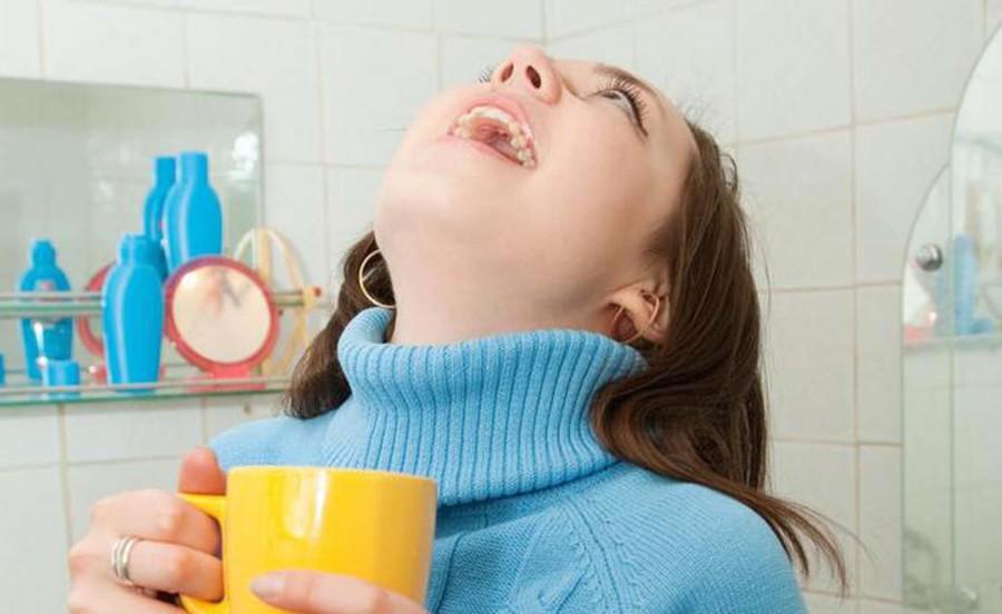 Тонзиллит - лечение в домашних условиях