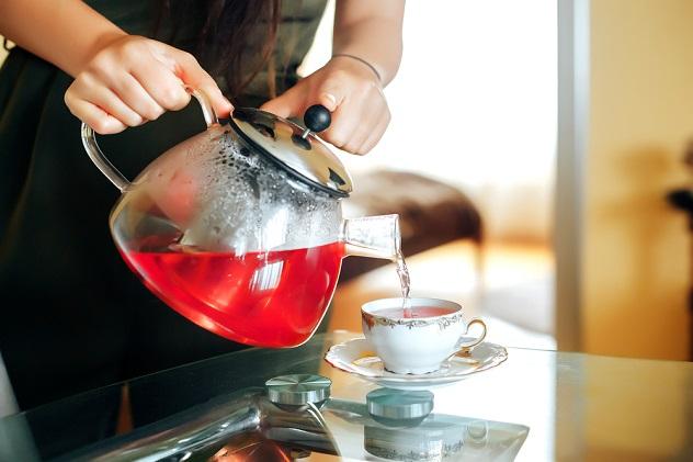 чаи при пониженном гемоглобине